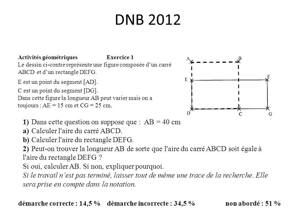 DNB 2012