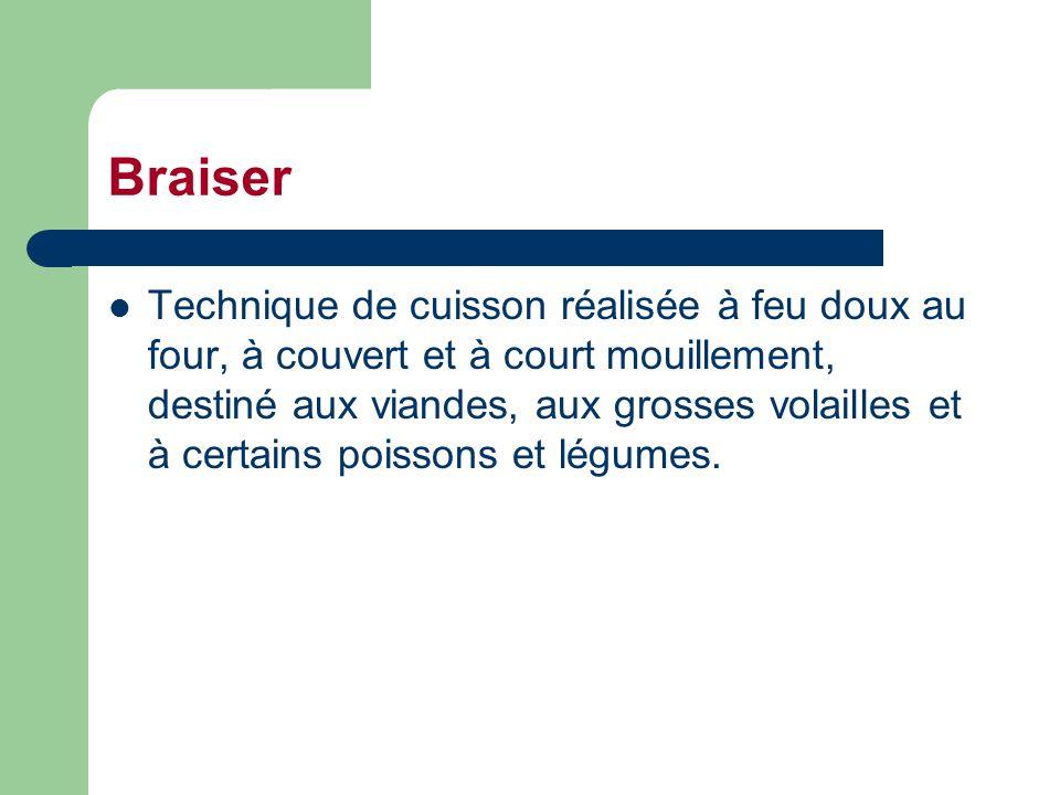 Braiser