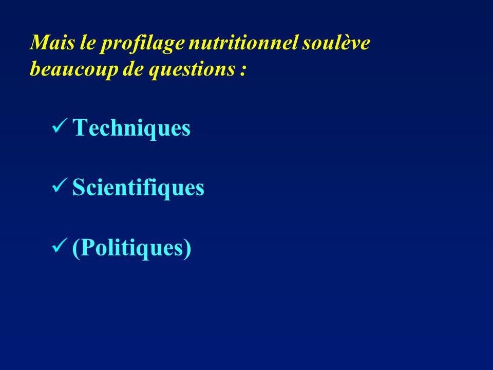 Techniques Scientifiques (Politiques)