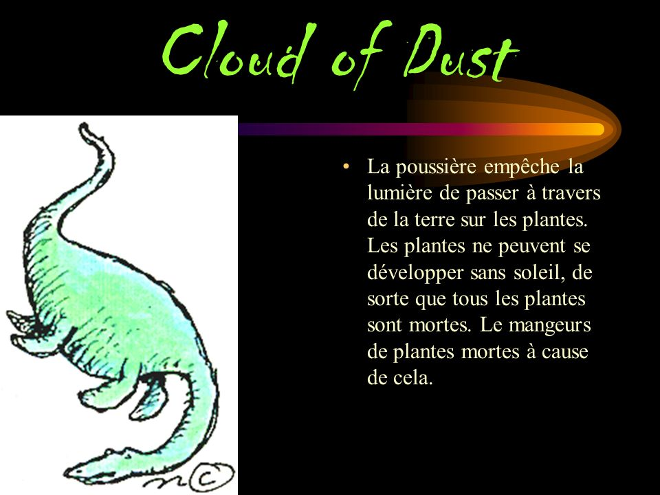 Cloud of Dust
