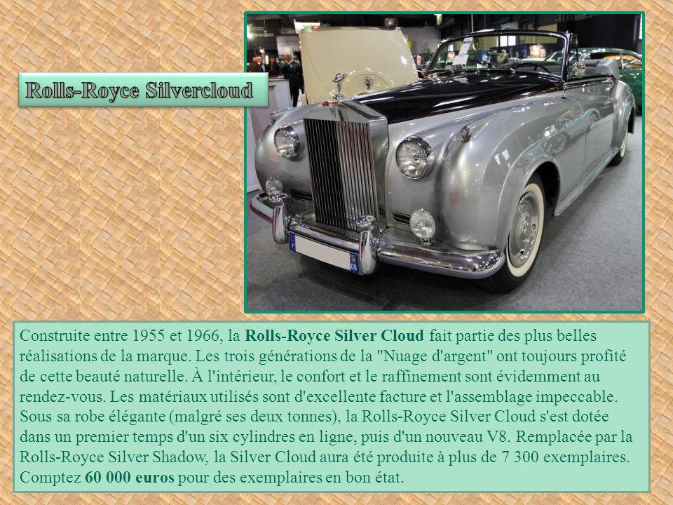 Rolls-Royce Silvercloud