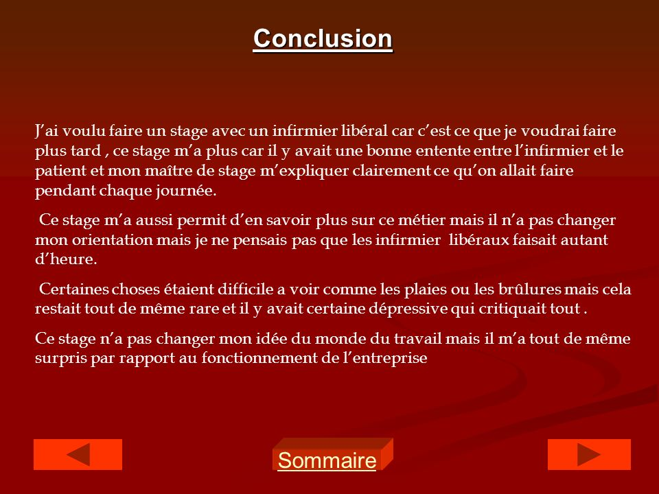 Quelques liens utiles for Conclusion de un vivero