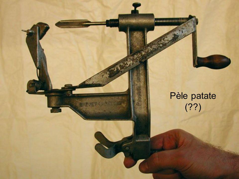Pèle patate ( )