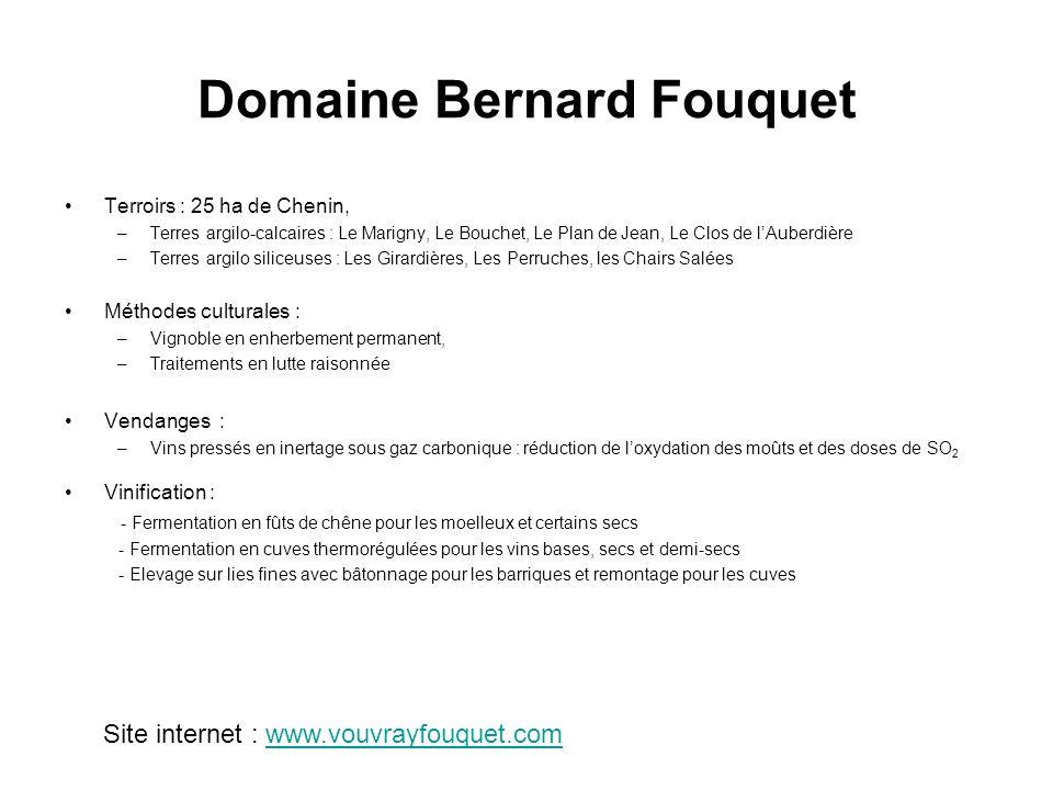 Domaine Bernard Fouquet
