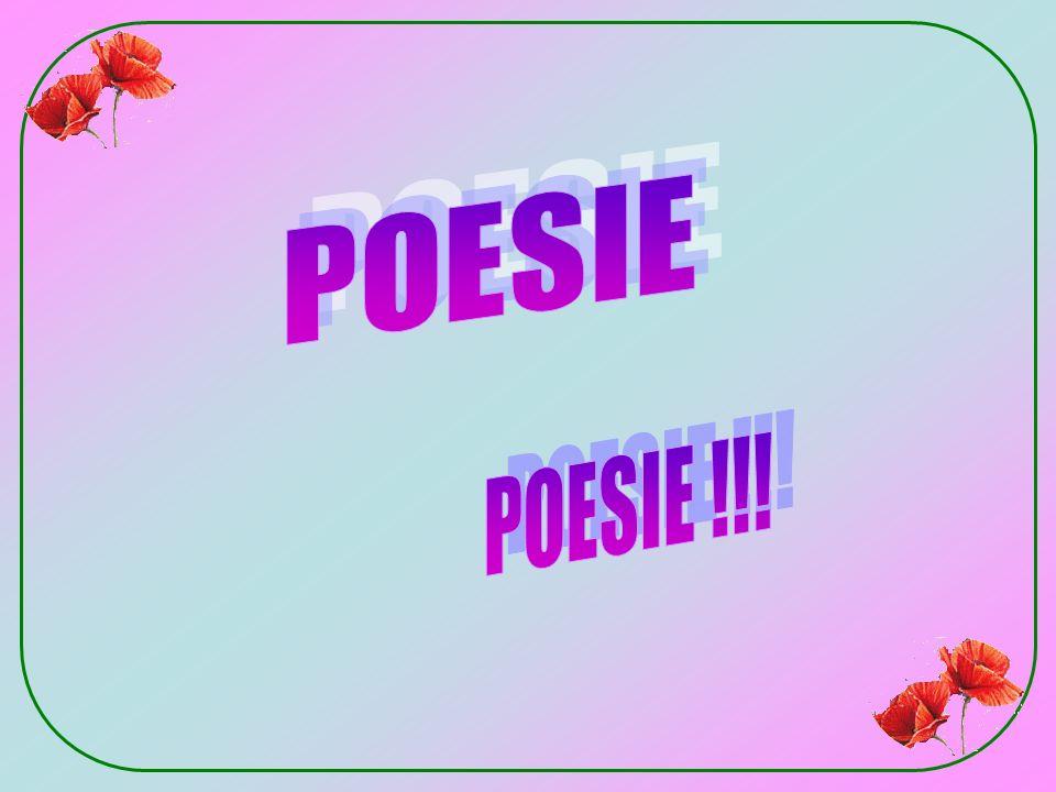 POESIE POESIE !!!