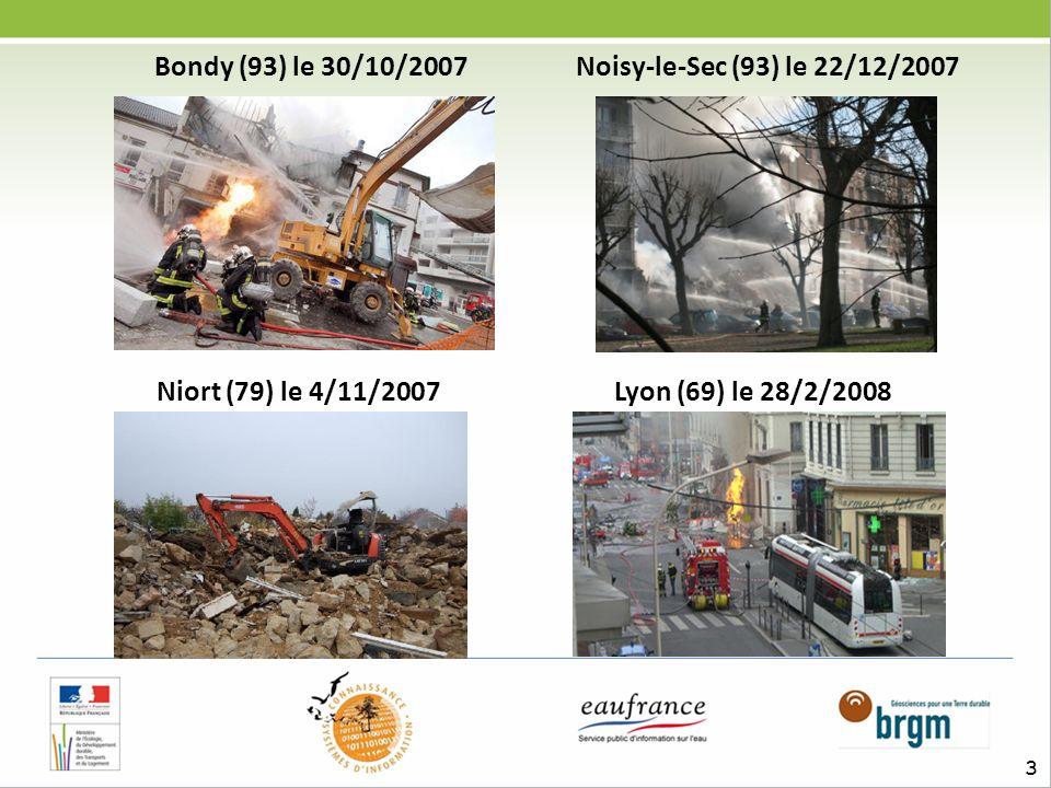 Bondy (93) le 30/10/2007 Noisy-le-Sec (93) le 22/12/2007