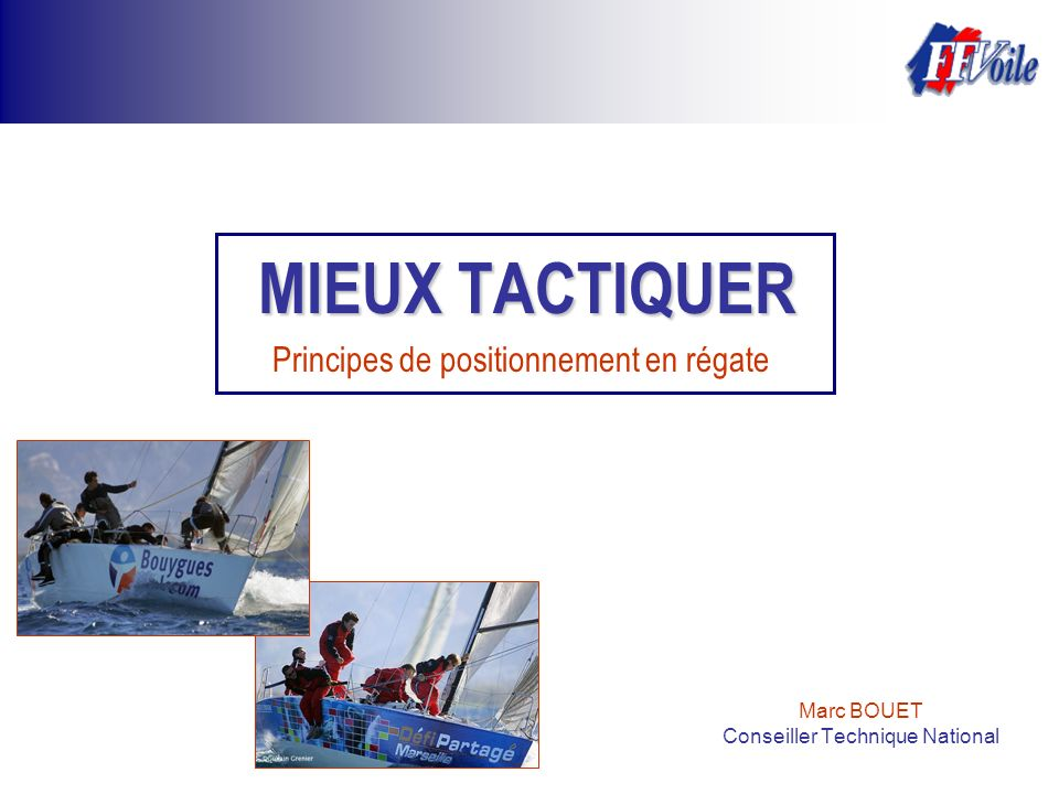 Marc BOUET Conseiller Technique National