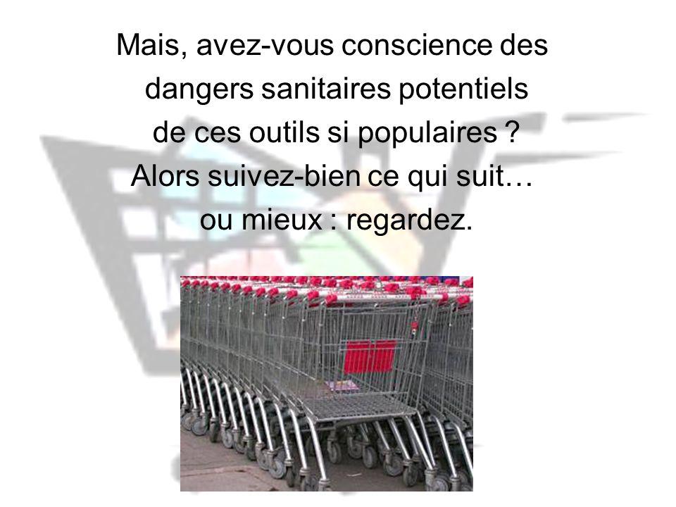 Mais, avez-vous conscience des dangers sanitaires potentiels de ces outils si populaires .