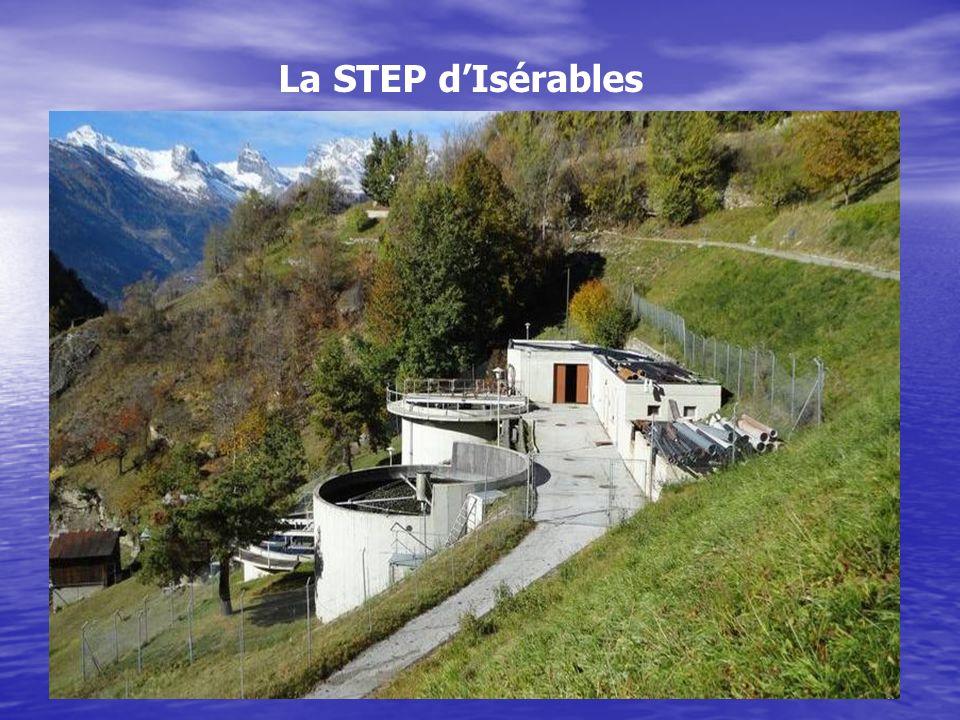La STEP d'Isérables