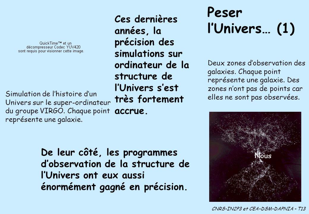 CNRS-IN2P3 et CEA-DSM-DAPNIA - T13