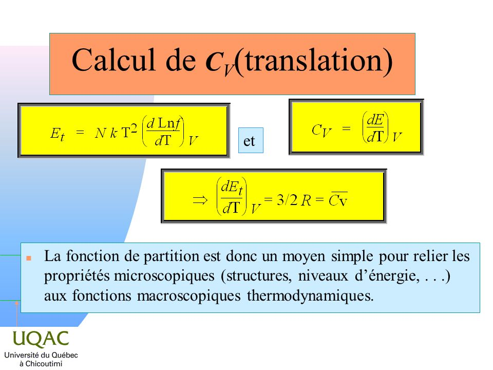 Calcul de CV(translation)