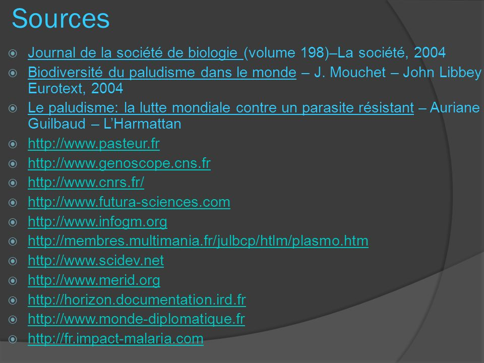 Sources Journal de la société de biologie (volume 198)–La société, 2004.