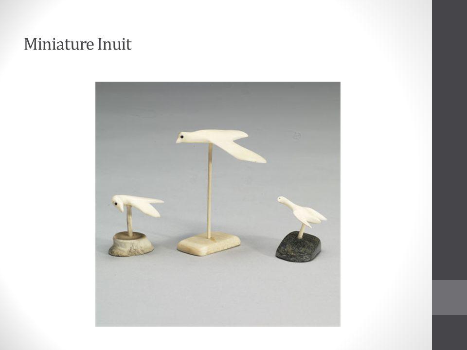Miniature Inuit