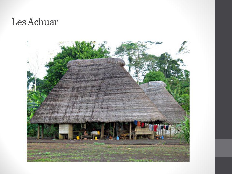 Les Achuar