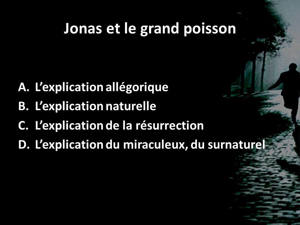 Jonas et le grand poisson