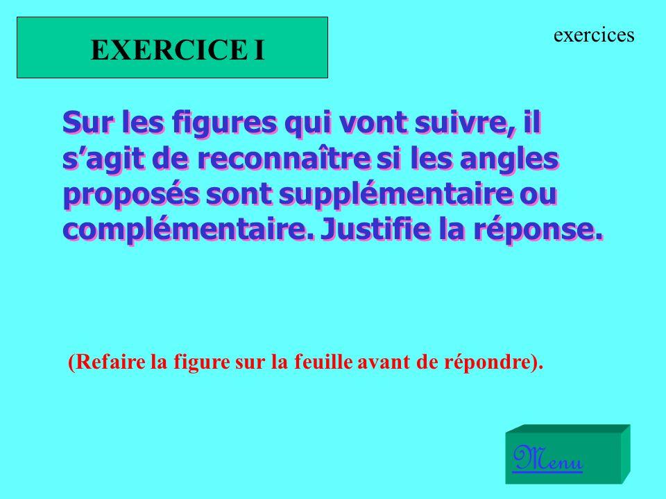 EXERCICE I exercices.