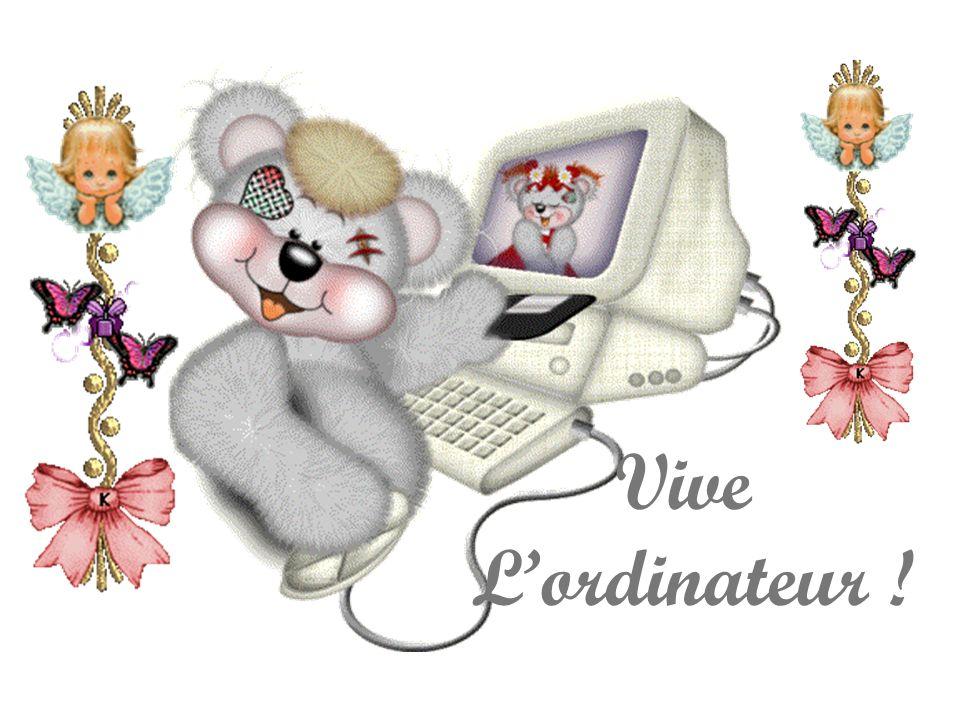 Vive L'ordinateur !