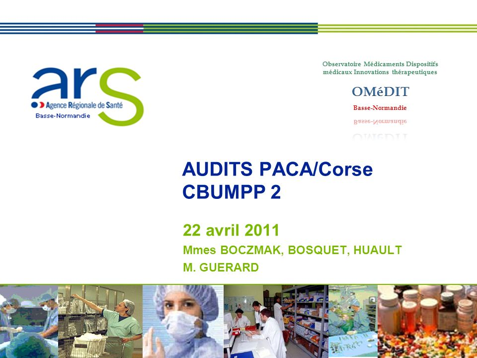 AUDITS PACA/Corse CBUMPP 2