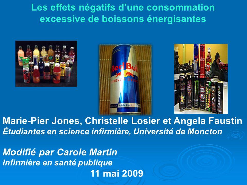 Les effets négatifs d'une consommation