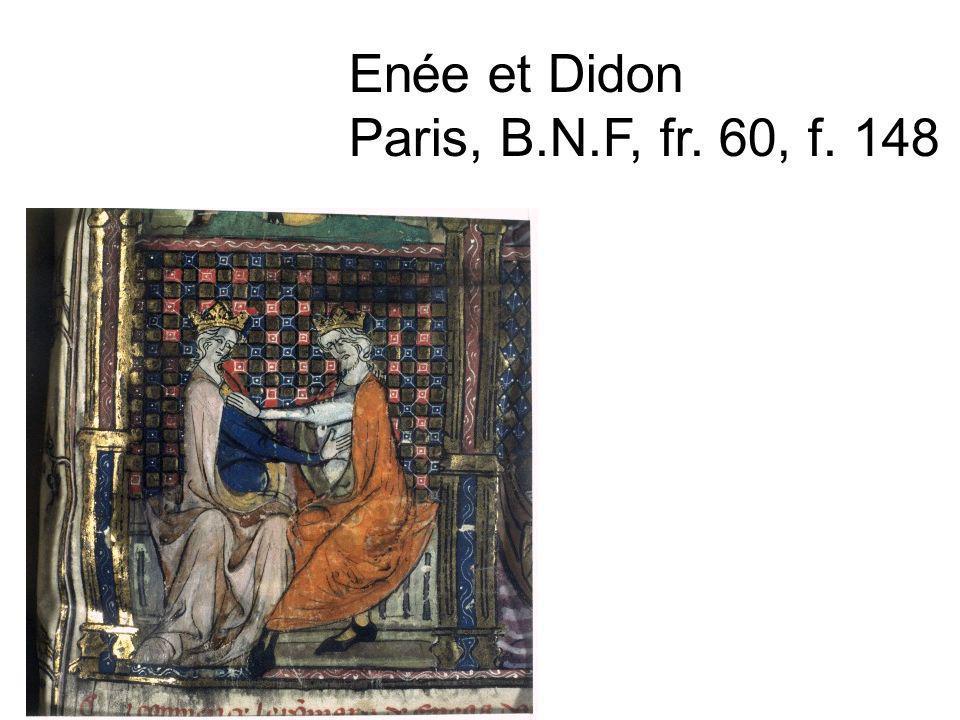 Enée et Didon Paris, B.N.F, fr. 60, f. 148