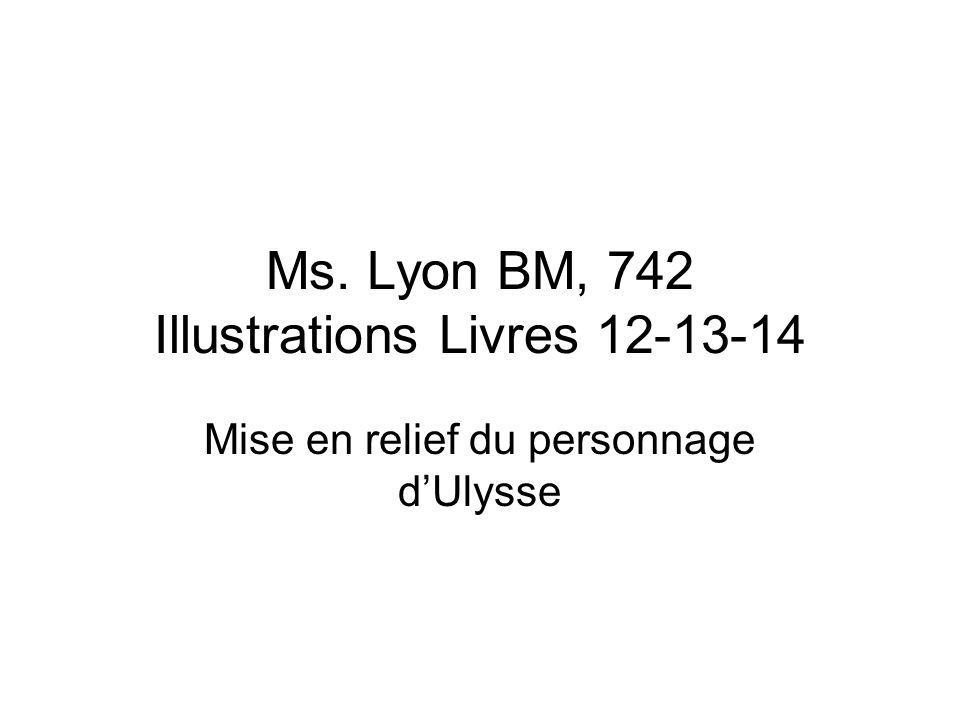 Ms. Lyon BM, 742 Illustrations Livres 12-13-14