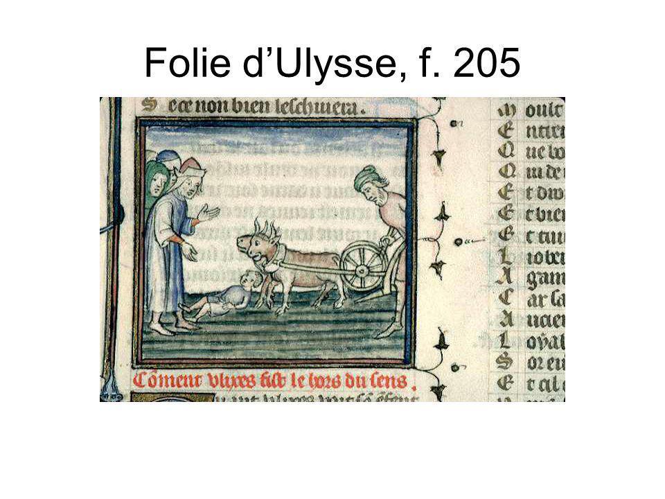 Folie d'Ulysse, f. 205