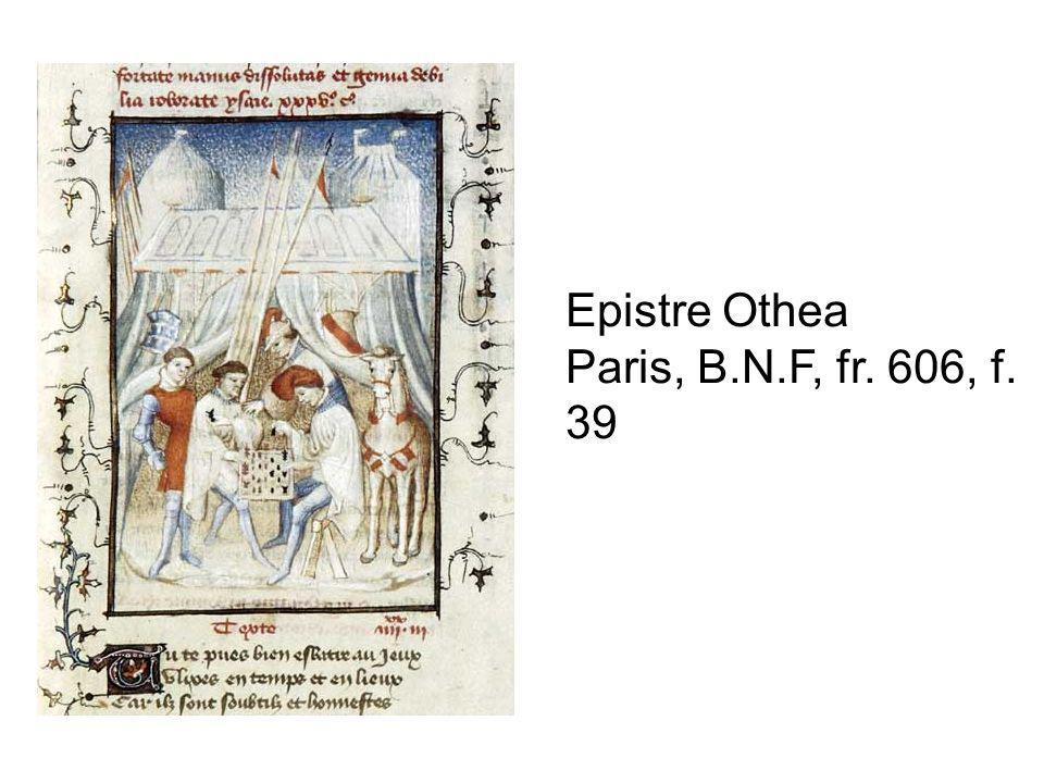 Epistre Othea Paris, B.N.F, fr. 606, f. 39