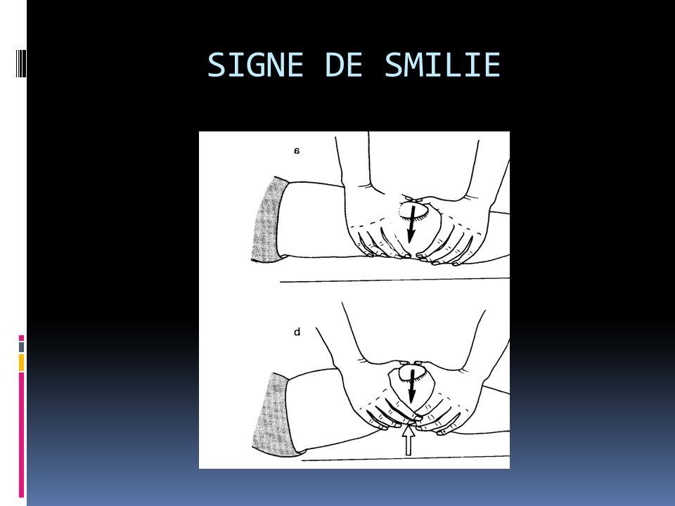 SIGNE DE SMILIE