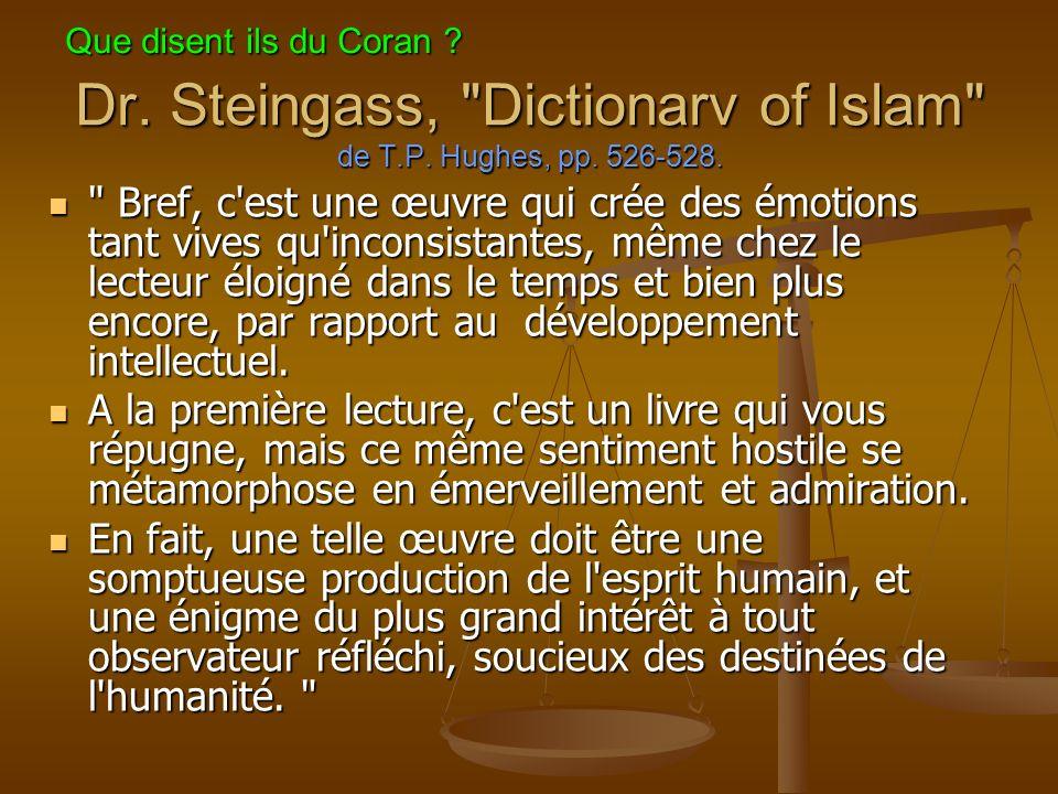 Dr. Steingass, Dictionarv of Islam de T.P. Hughes, pp. 526-528.