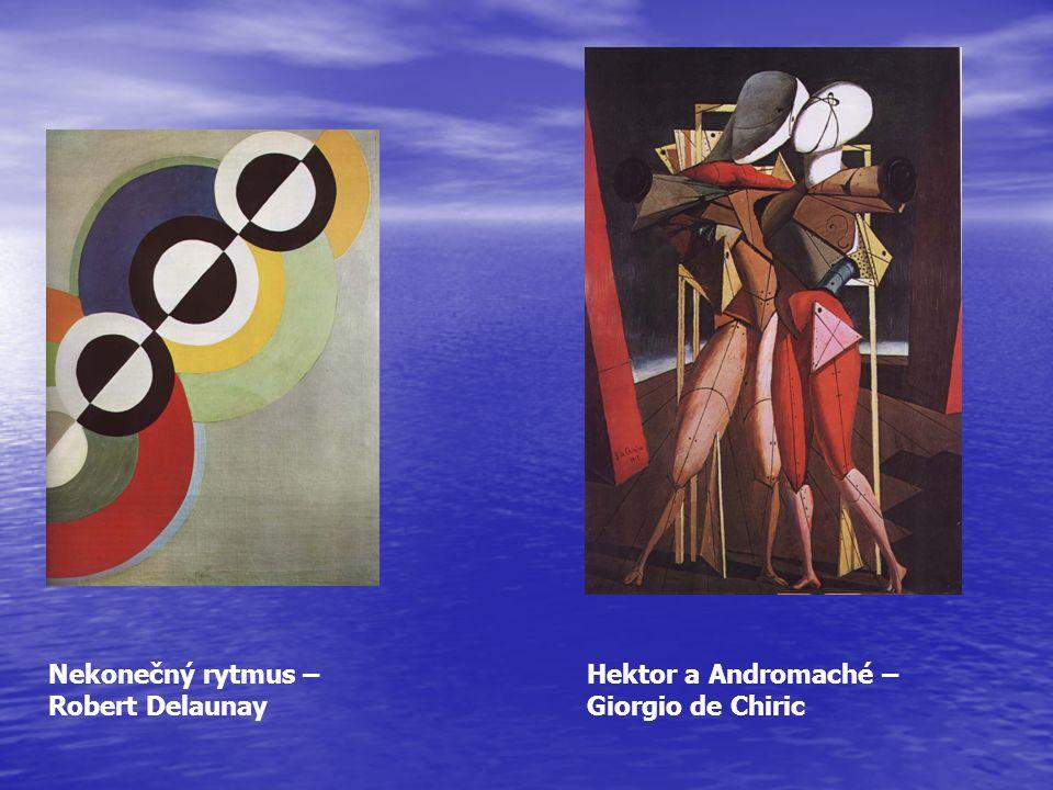 Nekonečný rytmus – Robert Delaunay