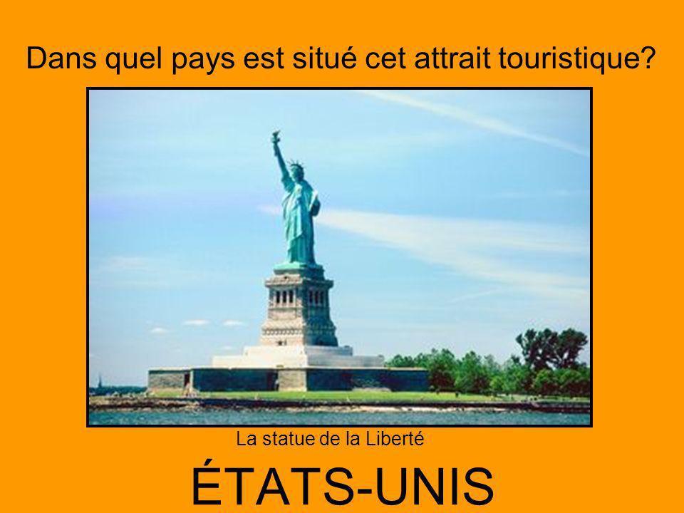 La statue de la Liberté ÉTATS-UNIS