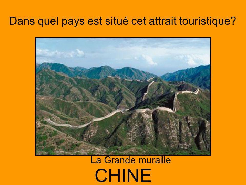 La Grande muraille CHINE