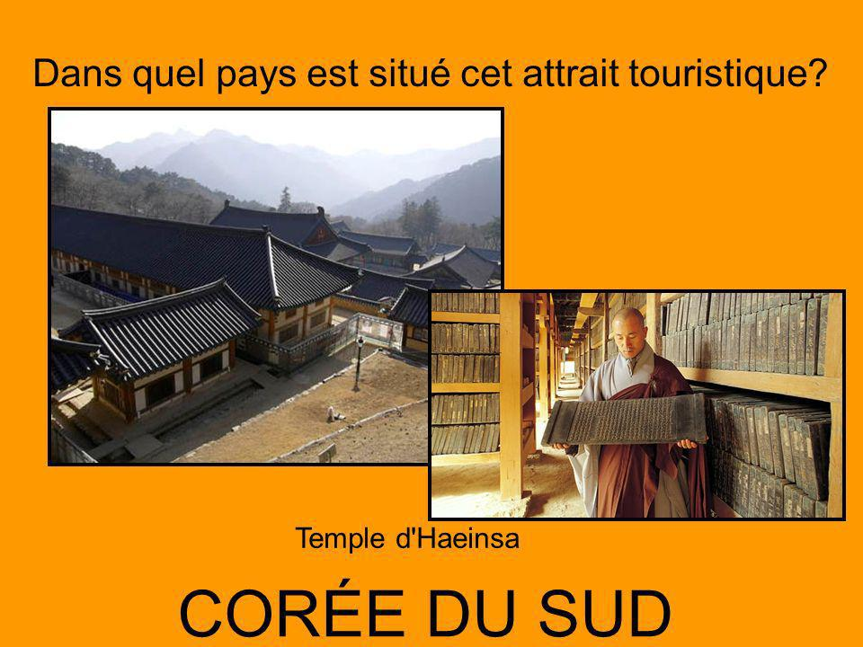 Temple d Haeinsa CORÉE DU SUD