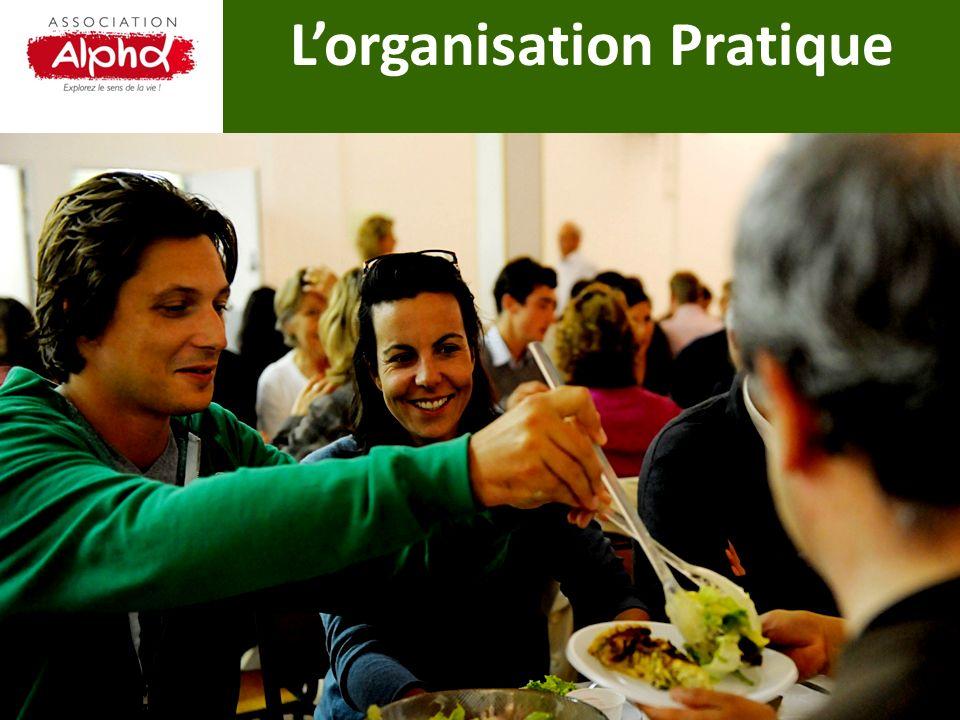 L'organisation Pratique