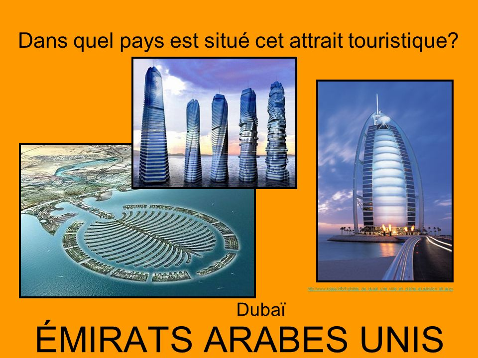 ÉMIRATS ARABES UNIS Dubaï