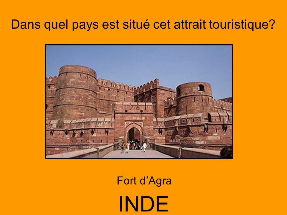 Fort d'Agra INDE