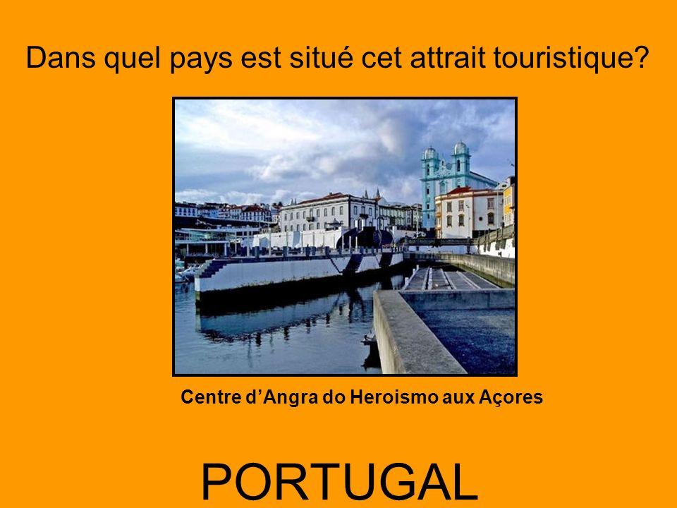 Centre d'Angra do Heroismo aux Açores
