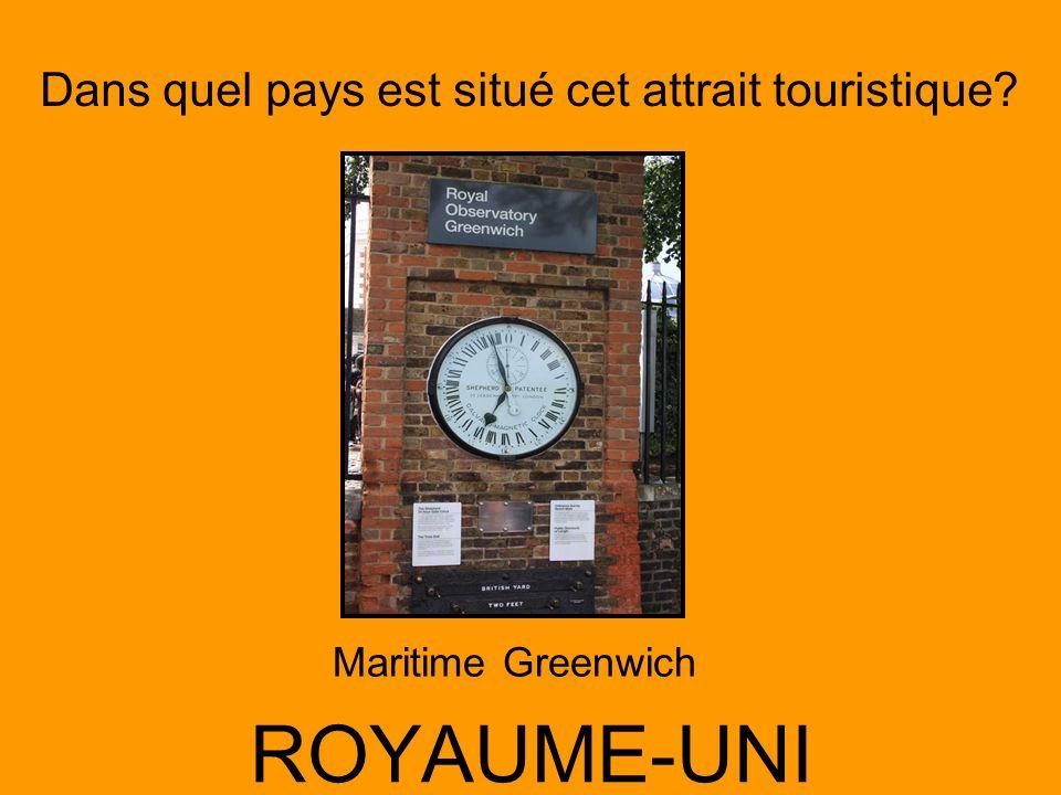 Maritime Greenwich ROYAUME-UNI