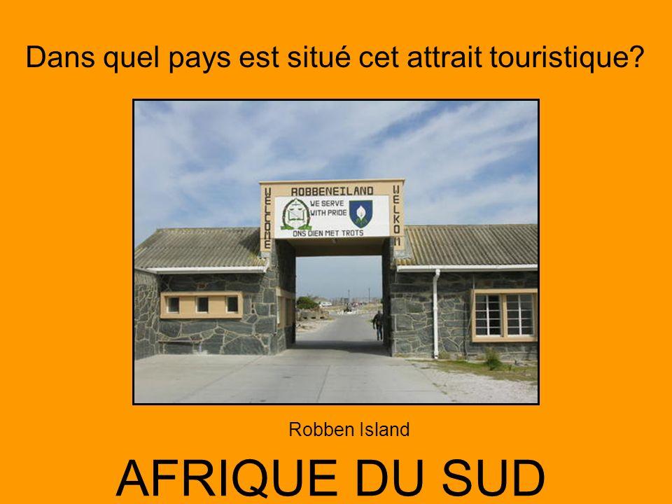 Robben Island AFRIQUE DU SUD