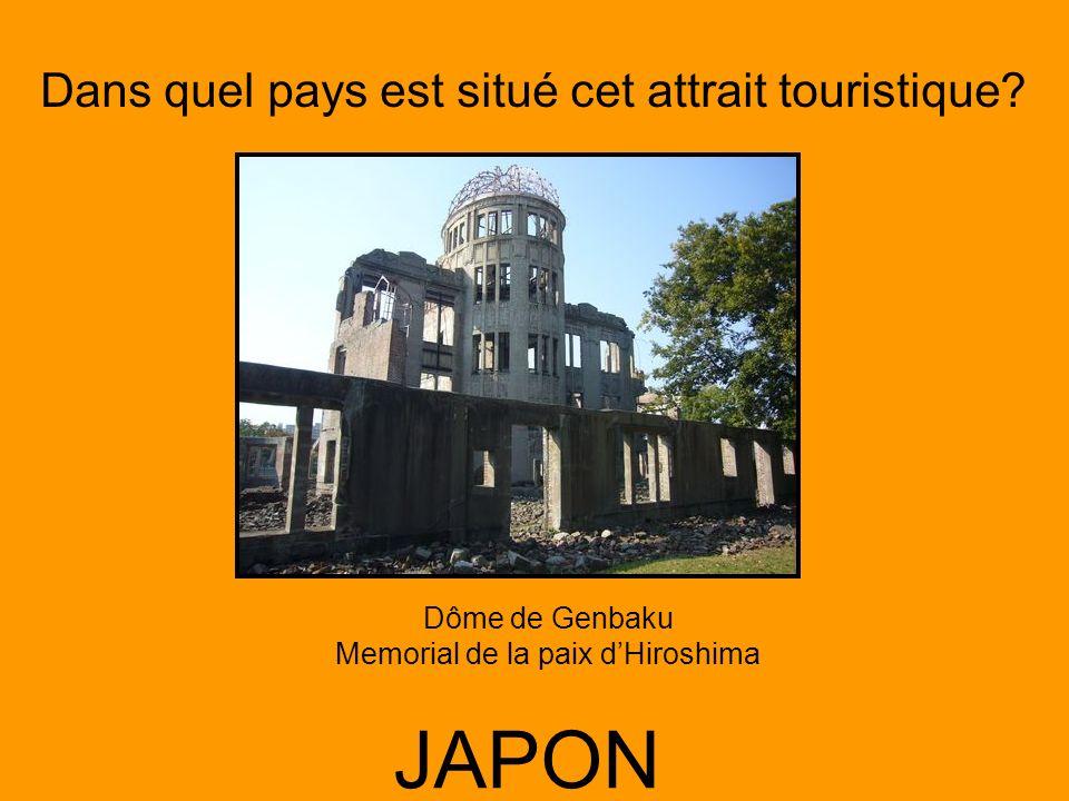 Memorial de la paix d'Hiroshima