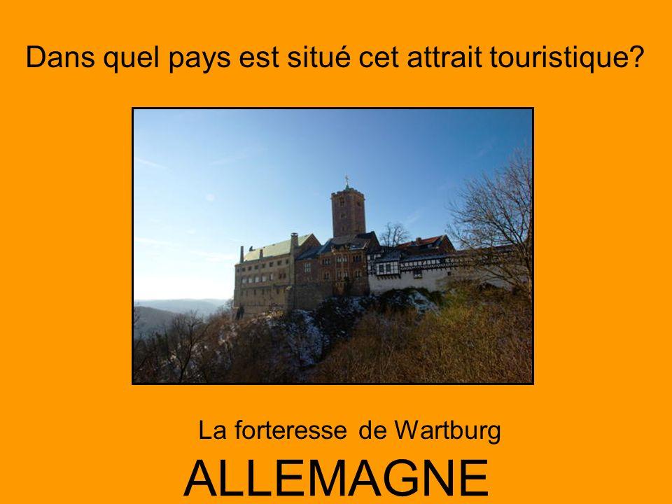 La forteresse de Wartburg