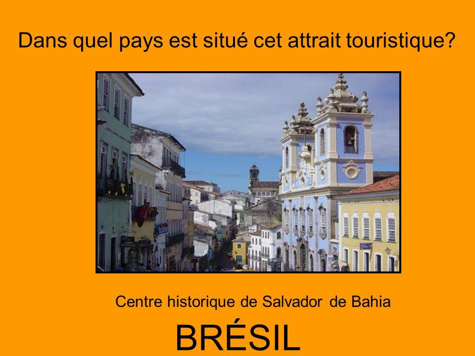Centre historique de Salvador de Bahia