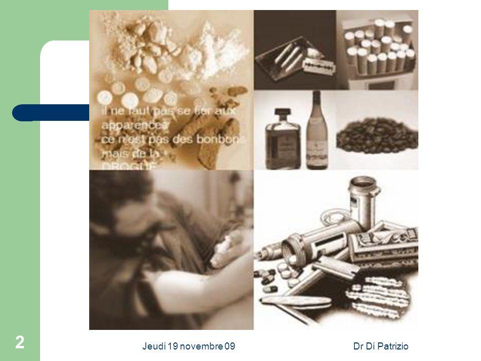 31/03/2017 Jeudi 19 novembre 09 Dr Di Patrizio