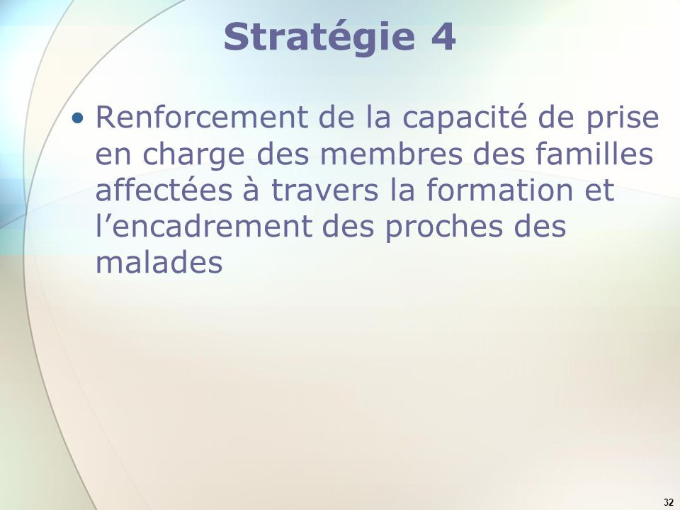 Stratégie 4