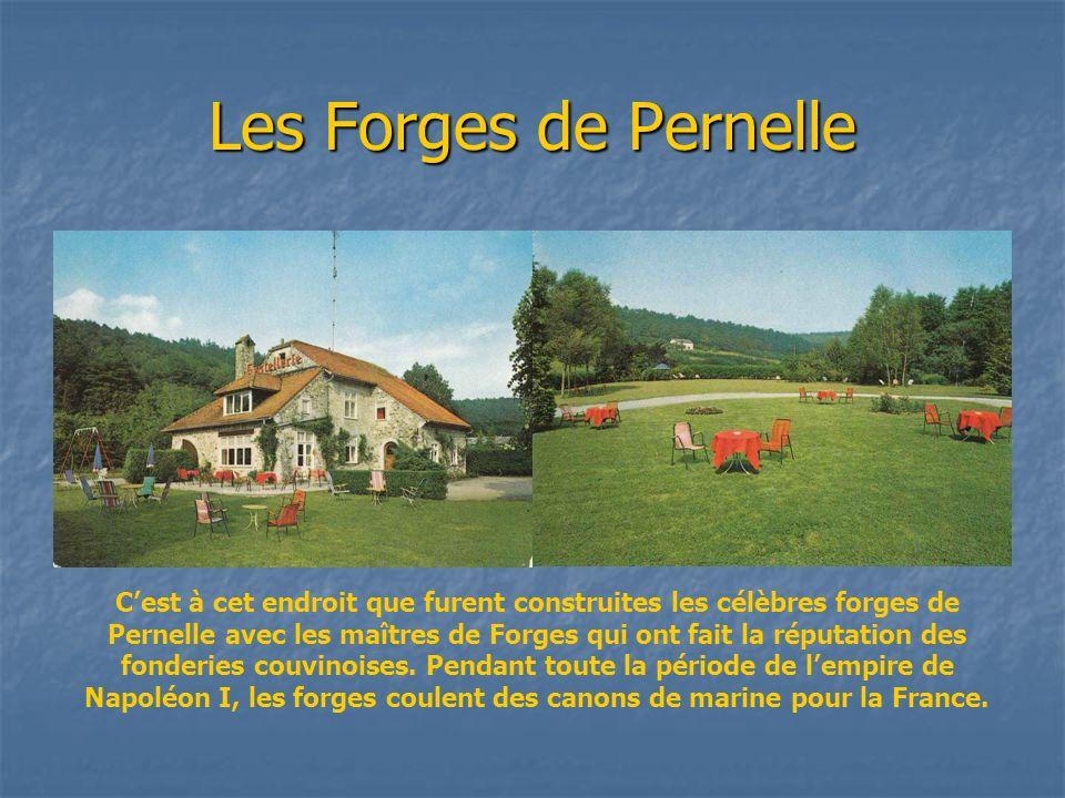 Les Forges de Pernelle