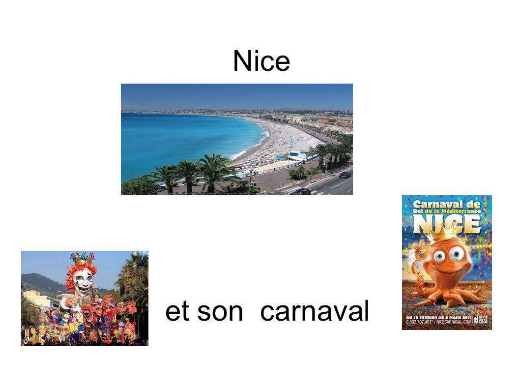 Nice et son carnaval 16 16