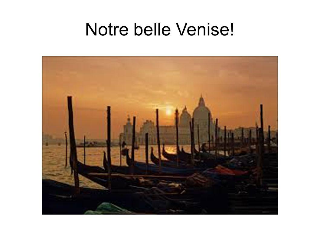 Notre belle Venise! 8 8