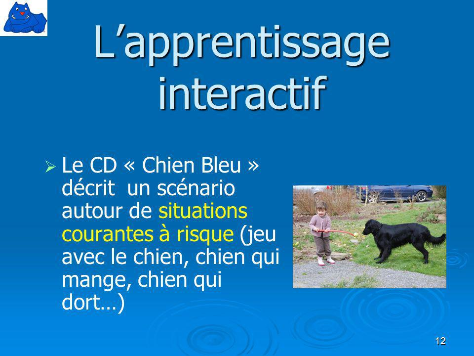 L'apprentissage interactif