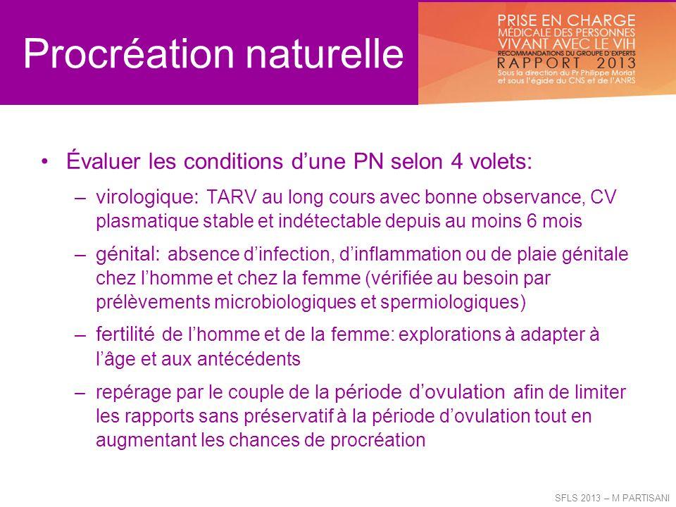 Procréation naturelle vv