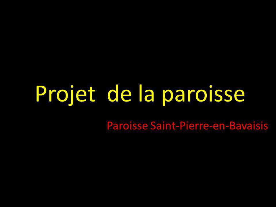 Paroisse Saint-Pierre-en-Bavaisis